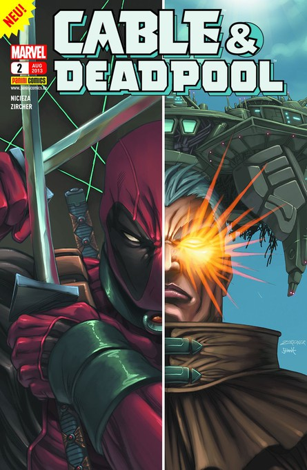 Cable & Deadpool 2