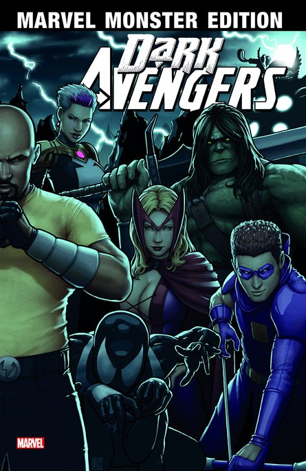 Marvel Monster Edition: Dark Avengers
