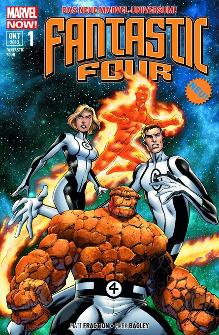 Fantastic Four Sonderband 1