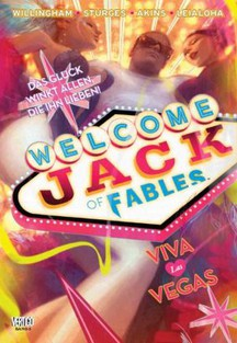 Jack of Fables 2: Viva Las Vegas