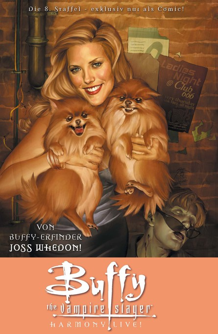 Buffy the Vampire Slayer 5: Harmony Live!