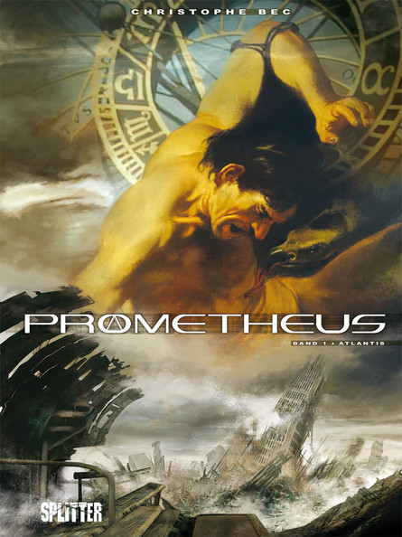 Prometheus Band 1 - Atlantis