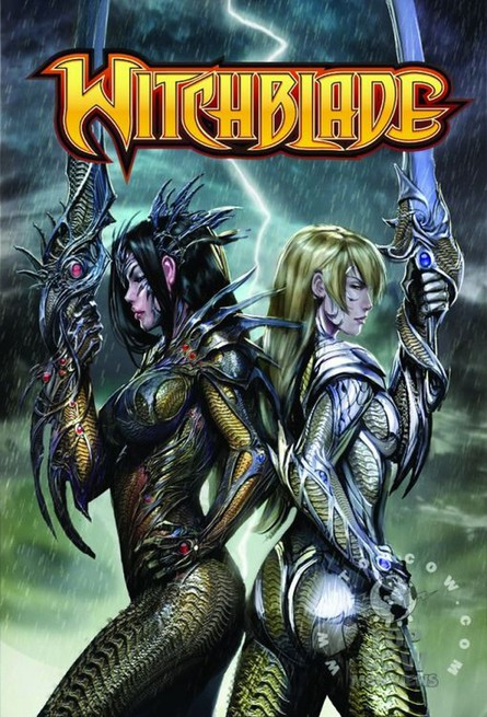 Witchblade 2